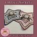 Cheeky Monkey Baby Comforter pattern
