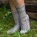 Faux Entrelac Socks pattern