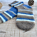 Wonky Socks pattern