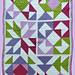 Sweet Lilac C2C Throw pattern