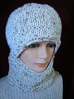 Ravelry: 597 KNITTED BALACLAVA, baby to adult pattern by ...