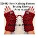 2264KFG - Texting Gloves pattern