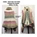 2680 - Homespun Shawl pattern