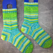 CSM Afterthought Sock pattern