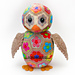 Aloysius the African Flower Owlet pattern