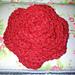Large Crochet Rose pattern