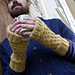 Checkerboard Mitts pattern