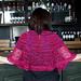 Velvet Rose Shawl pattern