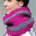 Crisp and Even Cowl pattern