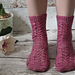 Magnolia Socks pattern