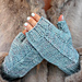 How Quiet Mitts pattern