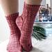 Homebody Socks pattern