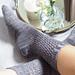 Cirrus Socks pattern