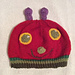 Hungry Caterpillar Hat & Booties pattern