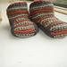 Slumber Slippers pattern