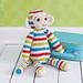 Morty the Monkey pattern
