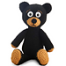 Berry the Black Bear pattern