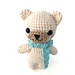Charlie the Polar Bear Amigurumi pattern
