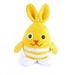 Amigurumi Rabbit: Lemon Drop the Easter Bunny pattern