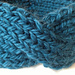 DIY double sided twisted headband pattern