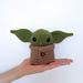 The child - Baby Yoda pattern