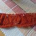 Hipsulaisen autumn leaf scarf pattern