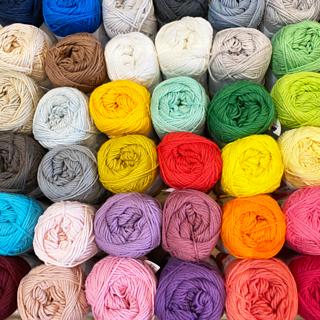 Hobbii Rainbow Cotton 8/6