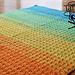 Baby's Best Bumpy Blanket pattern