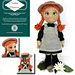 """Anne with an E"" Green Gables pattern"