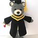 Graduation Teddy pattern