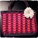 Shelly Striped Handbag pattern