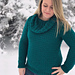 Cozy Cowl Pullover pattern