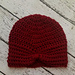 Turban Style Beanie pattern