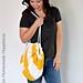Circle-ish Market Bag pattern