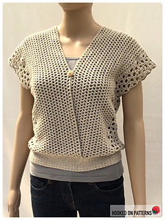 Leora Multi Style Summer Top - Buttoned Front