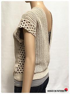 Leora Multi Style Summer Top - Open Back