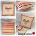 Granny Heart Cushion Cover pattern