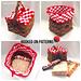 Picnic Basket Lunch Bag pattern