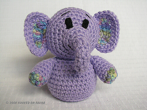 The Sweetest Crochet Elephant Patterns To Try | The WHOot | 374x500