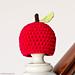 Newborn Apple Hat pattern