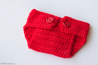 Mickey Mouse Hat & Diaper Cover pattern by Olivia     - Ravelry
