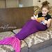 Quick and Easy Mermaid Tail pattern
