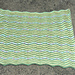 Happy Touch Ripples Baby Afghan pattern