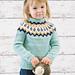 Chickadee Sweater pattern