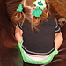 Irish Baby Clover pattern