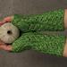 HIDA Wrist Warmers pattern