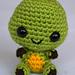 Cute Little Turtle pattern