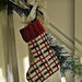 """Perfectly Plaid"" Christmas Stocking pattern"