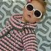 Girls Vintage Houndstooth Jacket pattern