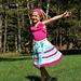 """Sweet & Sassy"" Twirly Skirt pattern"